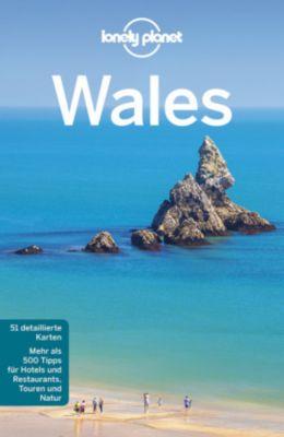 Lonely Planet Reiseführer Wales - Peter Dragicevich  