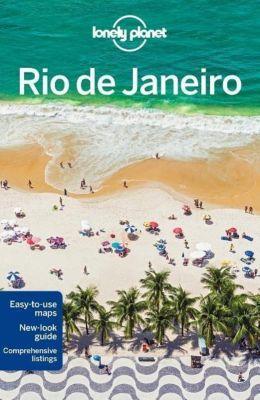 Lonely Planet Rio de Janiero, Regis Saint Louis