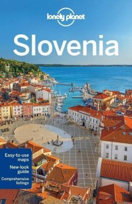 Lonely Planet Slovenia, Carolyn Bain, Steve Fallon