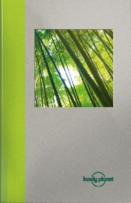Lonely Planet Small Green Notebook - Bamboo, Lonely Planet