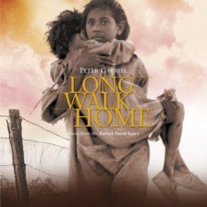 LONG WALK HOME / RABBIT..., Ost, Peter Gabriel