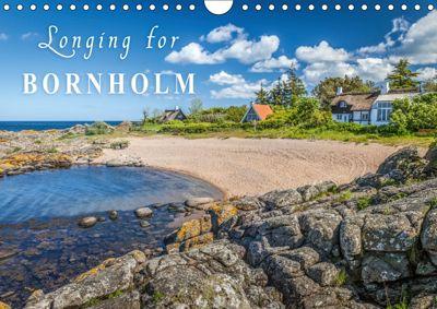 Longing for Bornholm (Wall Calendar 2019 DIN A4 Landscape), Christian Mueringer