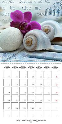 Longing for the sea (Wall Calendar 2019 300 × 300 mm Square) - Produktdetailbild 5