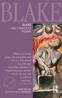 Longman Annotated English Poets: Blake: The Complete Poems