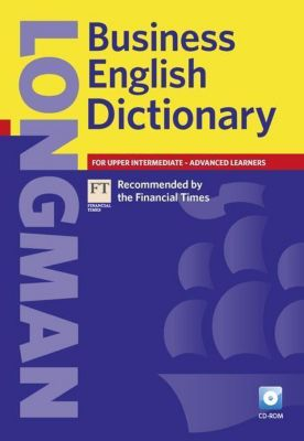 Longman Business English Dictionary, w. CD-ROM