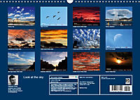 Look at the sky (Wall Calendar 2019 DIN A3 Landscape) - Produktdetailbild 13