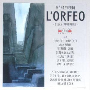L'Orfeo, Solistenverein.D.Berliner Rund