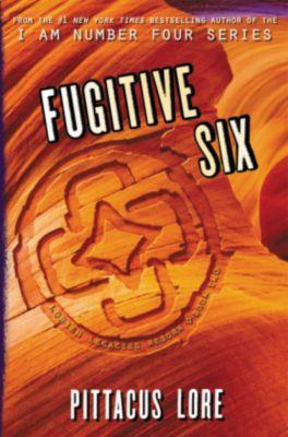 Lorien Legacies Reborn - Fugitive Six, Pittacus Lore