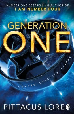 Lorien Legacies Reborn: Generation One, Pittacus Lore