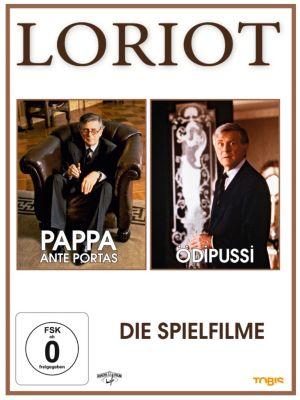 Loriot - Die Spielfilme, 2 DVDs, Loriot - Die Spielfilme