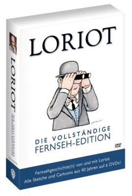Loriot - Die vollständige Fernseh-Edition, Vicco Von Bülow