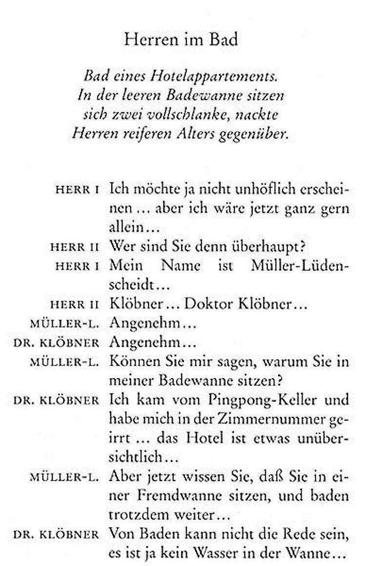 Loriot Gesammelte Prosa Buch Von Loriot Versandkostenfrei
