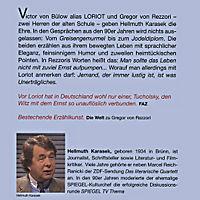 Loriot und Gregor von Rezzori, 2 Audio-CDs - Produktdetailbild 1