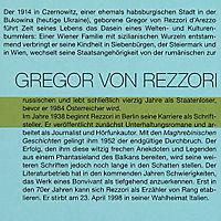 Loriot und Gregor von Rezzori, 2 Audio-CDs - Produktdetailbild 2