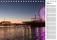 Los Angeles - Kalifornien (Tischkalender 2019 DIN A5 quer) - Produktdetailbild 3