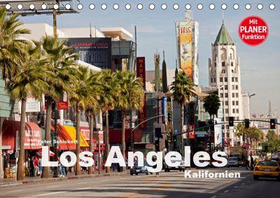 Los Angeles - Kalifornien (Tischkalender 2019 DIN A5 quer), Peter Schickert