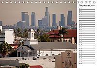 Los Angeles - Kalifornien (Tischkalender 2019 DIN A5 quer) - Produktdetailbild 9