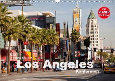 Los Angeles - Kalifornien (Wandkalender 2019 DIN A3 quer), Peter Schickert