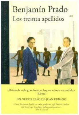 Los treinta apellidos, Benjamín Prado