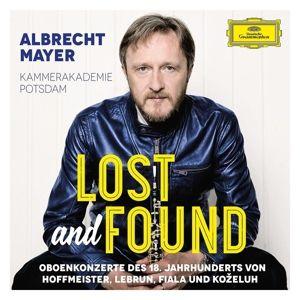 Lost And Found - Oboenkonzerte des 18. Jahrhunderts von Hoffmeister, Lebrun, Fiala und Kozeluh, Albrecht Mayer