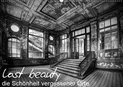 lost beauty (Wandkalender 2019 DIN A2 quer), Jens Schneider