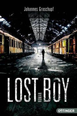 Lost Boy, Johannes Groschupf