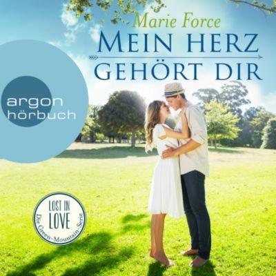 Lost in Love - Die Green-Mountain-Serie: Mein Herz gehört dir - Lost in Love - Die Green-Mountain-Serie 3 (Ungekürzte Lesung), Marie Force
