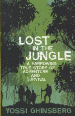 lost in the jungle yossi ghinsberg pdf