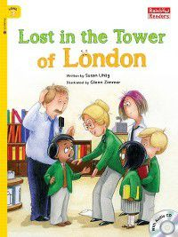 Lost in the Tower of London, Susan Uhlig