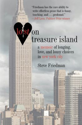 Lost on Treasure Island, Steve Friedman