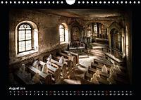 Lost Places - verlassene Orte vergangener Glanz (Wandkalender 2019 DIN A4 quer) - Produktdetailbild 8