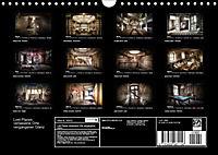 Lost Places - verlassene Orte vergangener Glanz (Wandkalender 2019 DIN A4 quer) - Produktdetailbild 3