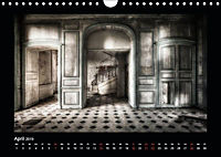Lost Places - verlassene Orte vergangener Glanz (Wandkalender 2019 DIN A4 quer) - Produktdetailbild 7