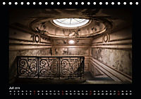 Lost Places - verlassene Orte vergangener Glanz (Tischkalender 2019 DIN A5 quer) - Produktdetailbild 7