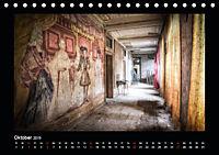 Lost Places - verlassene Orte vergangener Glanz (Tischkalender 2019 DIN A5 quer) - Produktdetailbild 10
