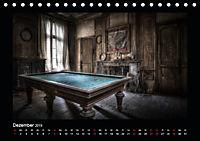 Lost Places - verlassene Orte vergangener Glanz (Tischkalender 2019 DIN A5 quer) - Produktdetailbild 12