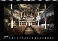 Lost Places - verlassene Orte vergangener Glanz (Wandkalender 2019 DIN A2 quer) - Produktdetailbild 3