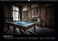Lost Places - verlassene Orte vergangener Glanz (Wandkalender 2019 DIN A2 quer) - Produktdetailbild 12