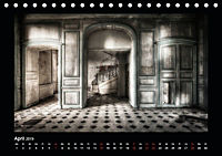Lost Places - verlassene Orte vergangener Glanz (Tischkalender 2019 DIN A5 quer) - Produktdetailbild 4
