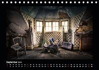 Lost Places - verlassene Orte vergangener Glanz (Tischkalender 2019 DIN A5 quer) - Produktdetailbild 9