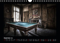 Lost Places - verlassene Orte vergangener Glanz (Wandkalender 2019 DIN A4 quer) - Produktdetailbild 12