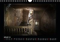 Lost Places - verlassene Orte vergangener Glanz (Wandkalender 2019 DIN A4 quer) - Produktdetailbild 1