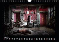 Lost Places - verlassene Orte vergangener Glanz (Wandkalender 2019 DIN A4 quer) - Produktdetailbild 5