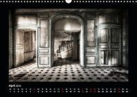Lost Places - verlassene Orte vergangener Glanz (Wandkalender 2019 DIN A3 quer) - Produktdetailbild 4
