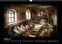 Lost Places - verlassene Orte vergangener Glanz (Wandkalender 2019 DIN A3 quer) - Produktdetailbild 8