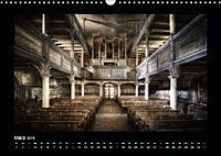 Lost Places - verlassene Orte vergangener Glanz (Wandkalender 2019 DIN A3 quer) - Produktdetailbild 3