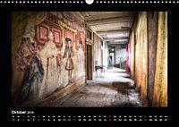 Lost Places - verlassene Orte vergangener Glanz (Wandkalender 2019 DIN A3 quer) - Produktdetailbild 10