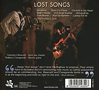 Lost Songs - Produktdetailbild 1