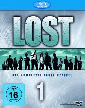 Lost - Staffel 1
