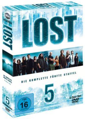 Lost - Staffel 5, J. J. Abrams, Jeffrey Lieber, Damon Lindelof, Carlton Cuse, Adam Horowitz, Edward Kitsis, Liz Sarnoff, Javier Grillo-Marxuach, Drew Goddard